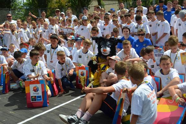 Фестиваль мінібаскетболу набуде статусу Чемпіонату України