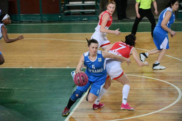 ТІМ СКУФ здолав Динамо у півфіналі Кубка України: фотогалерея