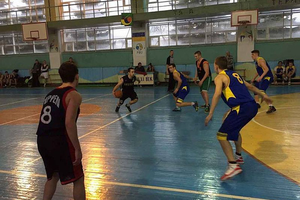 У Харкові зіграно матчі регіонального етапу СБЛУ