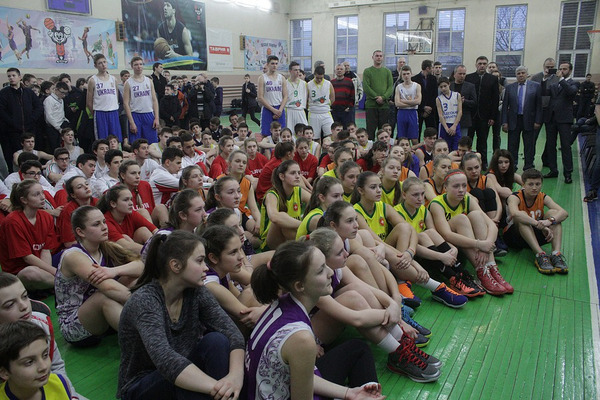 У Одесі зіграно міжнародний юнацький турнір пам'яті Бориса Литвака