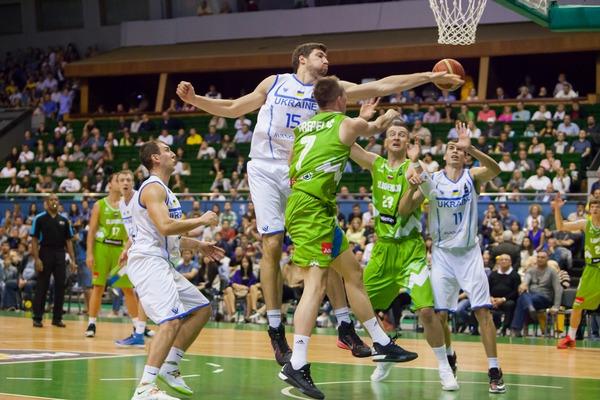 Баскетбол очолив список пріоритетних ігрових видів спорту в Україні