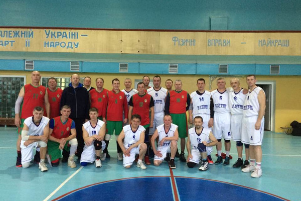 На Прикарпатті відбулися Всеукраїнські ігри ветеранів спорту