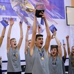 Школа-Інтернат №18 виграє Київську Шкільну Лігу: фотогалерея