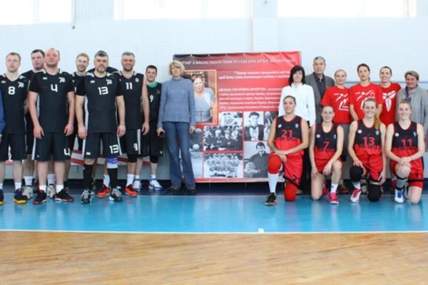 Турнір пам'яті Євгенії Кочергіної: телерепортаж
