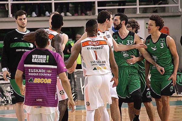 На матчі в Іспанії сталася масова бійка