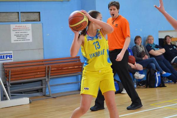 Жіноча збірна України U-16 виграла на старті Великоднього Кубка: фотогалерея