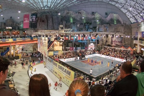 Грандіозне відкриття чемпіонату України 3х3 відбудеться у Lavina Mall