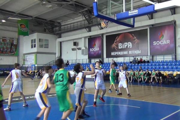 У Одесі зіграно матчі ВЮБЛ серед юнаків 2005 р.н.