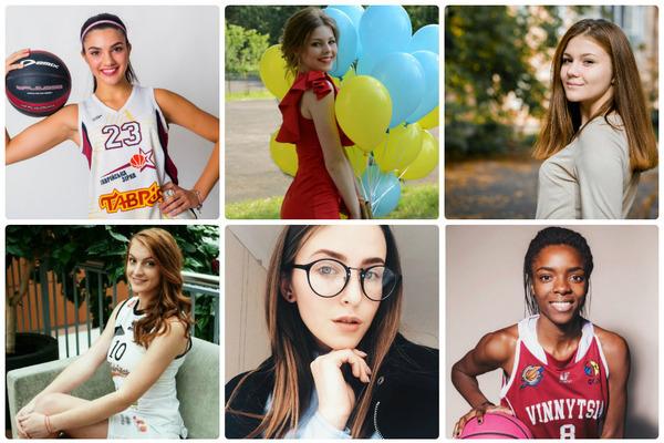 Завершується голосування в конкурсі Міс баскетбол-2017
