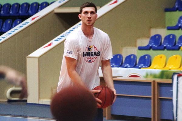 Михайлюк: думаю, саме час спробувати свої сили на драфті НБА