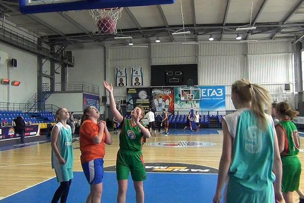 У Одесі зіграно фінальні матчі регіонального етапу чемпіонату України з баскетболу 3х3 серед студентів