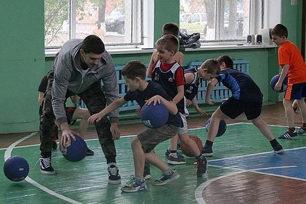 Святослав Михайлюк провів майстер-клас у Черкасах