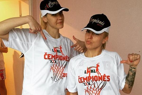 Білоцерківська і Добрікова виграли чемпіонат Литви