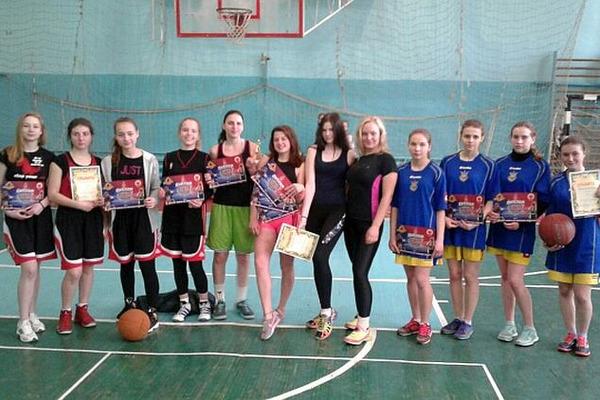 У Харкові зіграно регіональний етап з баскетболу 3х3