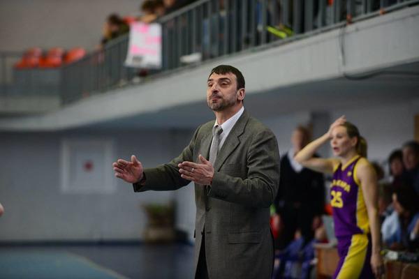 Володимир Холопов: грати у баскетбол 25 хвилин замість 40 замало для перемоги