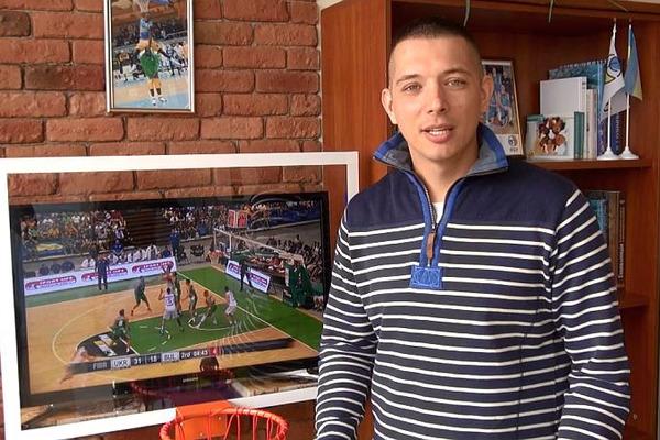 Микола Амбросов прийняв виклик Фестивалю міні-баскетболу