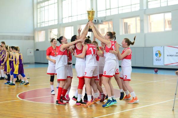 ТІМ СКУФ - новий чемпіон України серед жінок