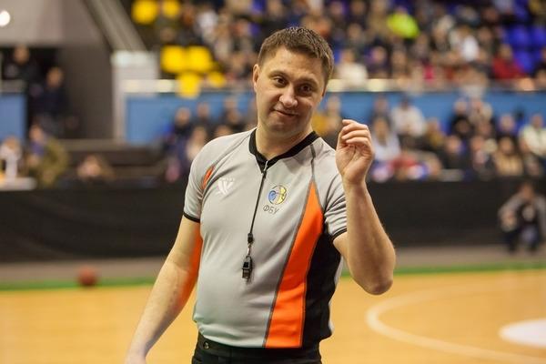 Українець Борис Рижик усьоме працюватиме на Фіналі чотирьох Євроліги