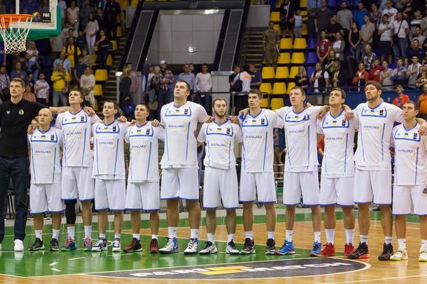 Збірна України отримала суперників по відбору чемпіонату світу