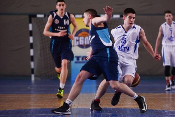 СБЛУ Таскомбанк: розклад матчів фінального етапу