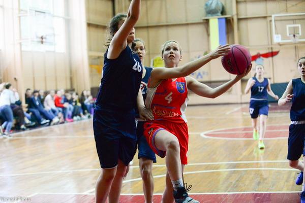 У Києві стартував фінальний етап чемпіонату України серед дівчат 2002 р.н.