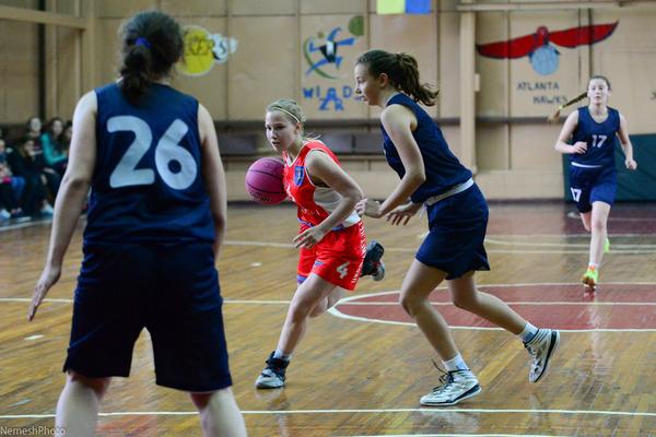 ВЮБЛ (дівчата-2002): фотогалерея перших матчів фінального туру