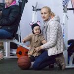 День Матері: діти і баскетбол