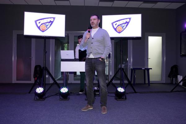 Президент Дніпра в ефірі програми Дніпро Футбол