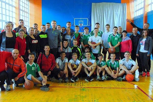 Луганський обласний семінар-практикум з баскетболу