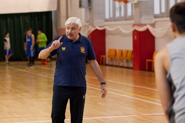 Андрій Подковиров: наступного року наші хлопці виступатимуть в юнацькій Євролізі