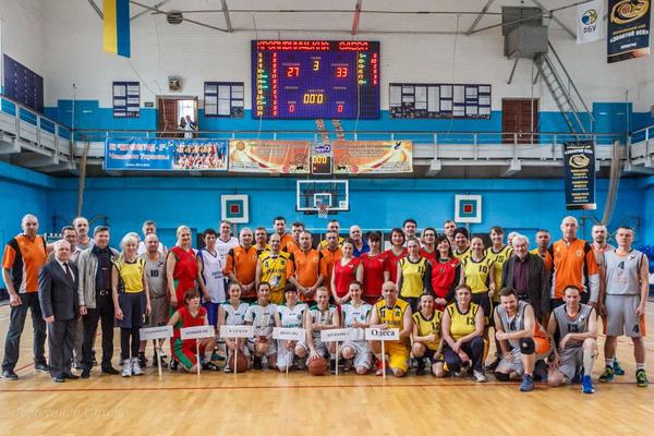 У Кропивницькому зіграно турнір пам'яті Віктора Дубіна