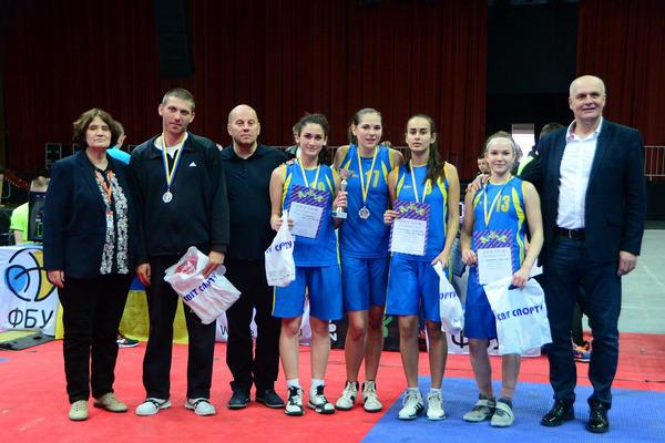 """Фінал Чемпіонату України """"Шкільна Баскетбольна Ліга 3х3"""" - 2017: переможці та призери, найкращі гравці"""