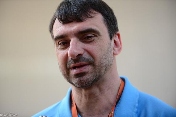 Володимир Холопов: краще програти зараз, ніж на Євробаскеті