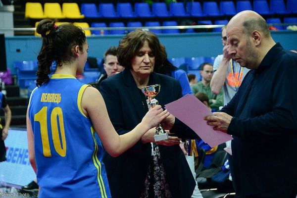 """Лариса Шабанова: 4-й чемпіонат України """"Шкільна Баскетбольна Ліга 3х3"""" побив рекорд"""