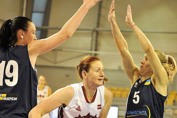 Збірна України вдруге програла в Латвії