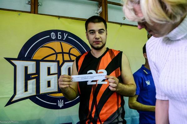Відбулося жеребкування 1/2 фіналу СБЛУ Таскомбанк