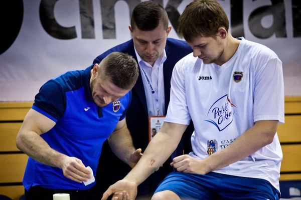 Максим Сандул - фіналіст чемпіонату Польщі
