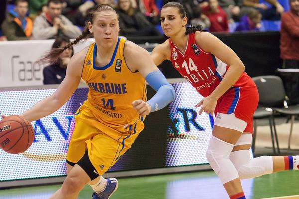 Аліна Ягупова: на ЄвроБаскеті будемо доводити, що гідні вболівальницької любові