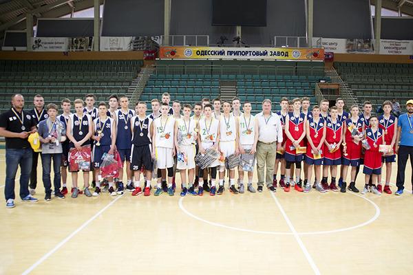 Визначено лауреатів сезону ВЮБЛ серед юнаків 2002 р.н.