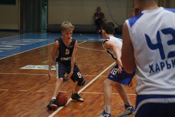 Микита Авдусенко: подобається возитися з м'ячем