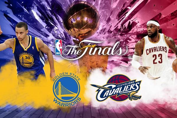 Клівленд – Голден Стейт: відео найкращих моментів фіналів НБА