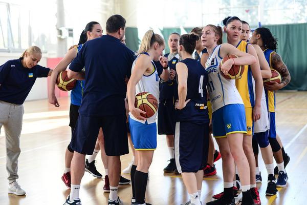 Тренування збірної України напередодні турніру у Франції: фотогалерея