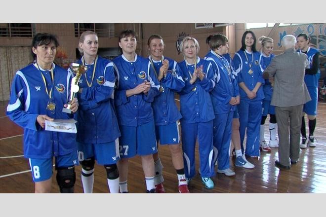 Відбулися матчі Відкритого чемпіонату України серед жіночих команд ветеранів ВІДЕО