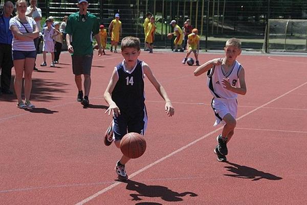 У Черкасах відбувся турнір найменших баскетболістів
