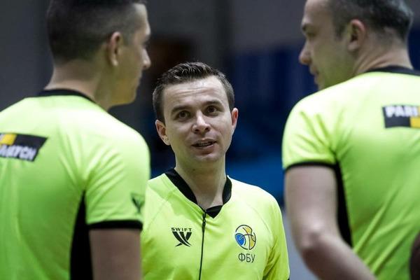 """Рейтинг суддів ФБУ дивізіону """"А"""" Суперліга"""