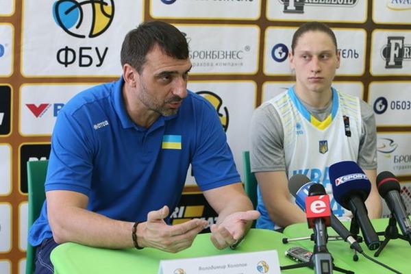Прес-конференція збірної України напередодні чемпіонату Європи