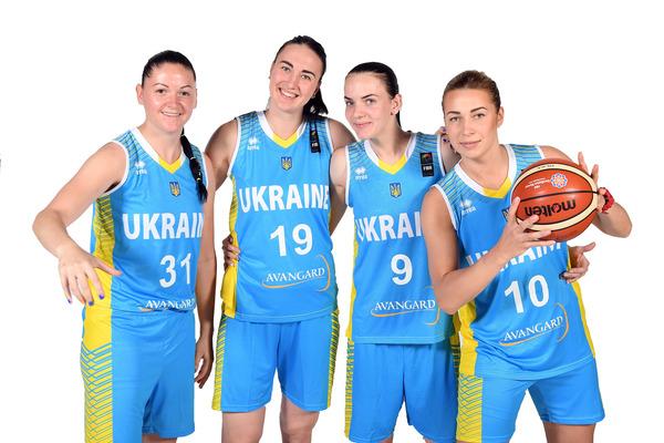 ЄвроБаскет-2017: офіційна фотосесія збірної України
