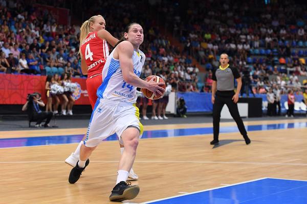 Україна перемогла Чехію у стартовому матчі Євробаскету-2017