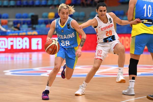 Як збірна України грала з Іспанією: фото