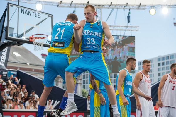 Як збірна України 3x3 у Франції перемагала: фотогалерея